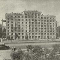 Итоги конкурса на лучший жилой дом, построенный  в Москве за период с 1936 по 1941 гг.