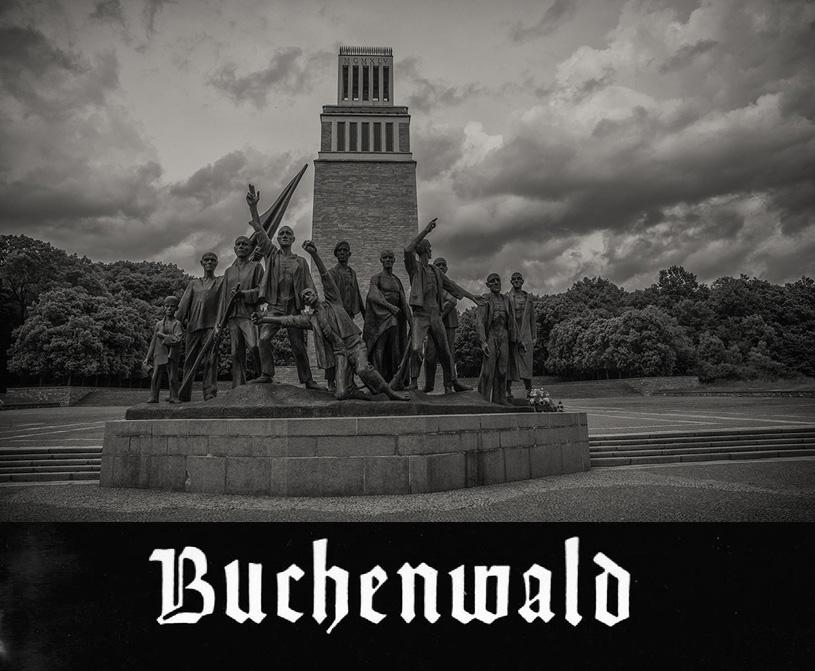 Мемориальный комплекс «Бухенвальд»