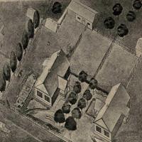 Планировка и реконструкция колхозного села. Беккер Н.О., 1936