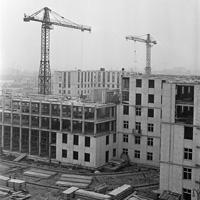 Развитие крупнопанельного строительства в СССР
