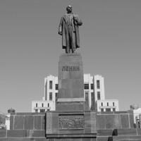 Памятник В.И. Ленину в Казани