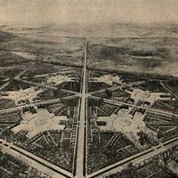 Архитектурно-строительный комплекс МТС. Кандахчеан А.М., 1936