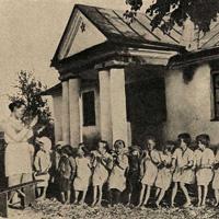 Общественные сооружения в колхозах. Хигер Р.Я., 1936