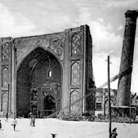 Сохранение и реставрация памятников архитектуры СССР. 1917—1932