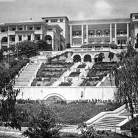Крупные общественные здания СССР. 1941—1954