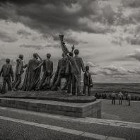 """Мемориальный комплекс """"Бухенвальд"""". 2013 г."""