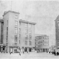 Дворец культуры имени А. М. Горького и Дом технической учебы