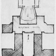 План-схема Дворца культуры Выборгского района