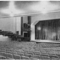 Зрительный зал Дворца культуры Выборгского района