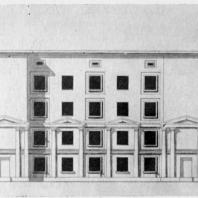 Вариант фасада школы