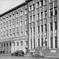 А.И. Гегелло. Баня на улице Чайковского