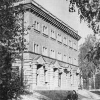 А.И. Гегелло. Баня в Удельной