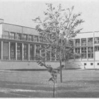 А.И. Гегелло. Столовая Совнаркома Казахской ССР