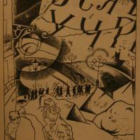Ю.П. Анненков. Иллюстрация к поэме А. Блока «Двенадцать». Тушь, перо. 1918 г.
