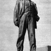 16. А. П. Кибальников. Памятник В. В. Маяковскому в Москве. 1959