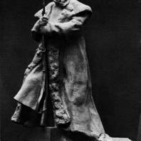 5. Л.В. Шервуд. Часовой, 1933