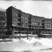 Жилой дом Ленинградского Совета