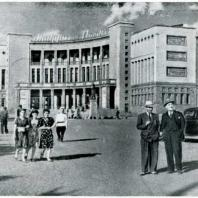 Ереван. Кинотеатр «Москва». Арх. Г.М. Еркамян