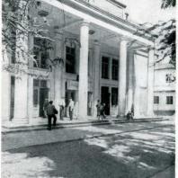 Чимкент. Кинотеатр «КИМ». Вместимость 400 мест. Арх. А.М. Соколов