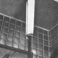 Московский Дворец пионеров. Торшер лестницы