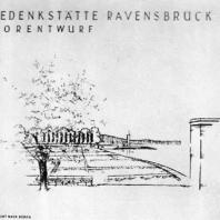 Равенсбрюк. Эскиз. 1958 г.