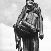 Вилли Ламмерт. Главный монумент ансамбля Равенсбрюк