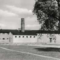 Концентрационный лагерь «Равенсбрюк». Крематорий