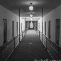 Мемориальный комплекс концентрационного лагеря «Равенсбрюк». Тюремный блок
