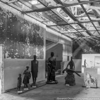Мемориальный комплекс концентрационного лагеря «Равенсбрюк». Текстильная фабрика