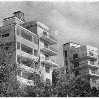 Железноводск. Санаторий «Ударник». И.А. Фомин. 1927—1928
