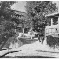 Сухуми. Санаторий «Синоп». 1933—1934