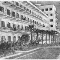 Сочи. Санаторий «Новая Ривьера». Б.В. Ефимович. 1935