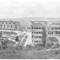 Кисловодск. Санаторий Министерства Нефтяной Промышленности имени Орджоникидзе. М.Я. Гинзбург. 1938