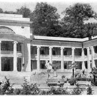 Сочи. Дом отдыха «Приморье». А.Е. Сергеев. 1937