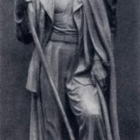 Ф. Абдурахманов. Чабан. Бронза. 1951 г. Москва, Третьяковская галерея