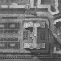 Жилой дом на площади Восстания. Генеральный план