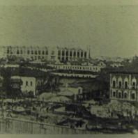 Панорама Охотного ряда до реконструкции