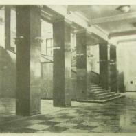 Дом СНК СССР в Москве. Деталь вестибюля главного входа