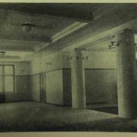 Дом СНК СССР в Москве. Вестибюль бокового входа