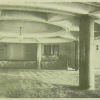 Дом СНК СССР в Москве. Круглый зал на 1-м этаже