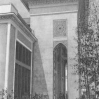 Всесоюзная сельскохозяйственная выставка. Павильон «Азербайджанская ССР». 1939