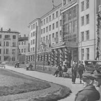 Горький. Гостиница «Интурист». А.З. Гринберг. 1935
