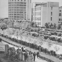 Свердловск. Административное здание на улице Ленина. Антонов, Соколов. 1933