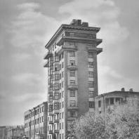 Свердловск. Жилой дом. 1932