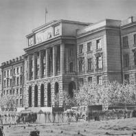 Свердловск. Административное здание. 1936