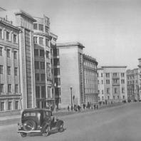 Челябинск. Улица Воровского