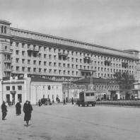 Челябинск. Жилой дом на улице Спартака