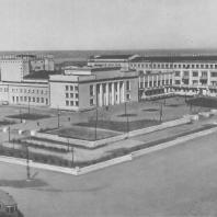 Магнитогорск. Драматический театр и Дворец культуры металлургов