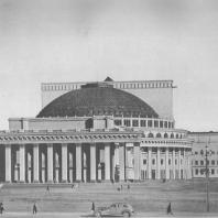 Новосибирск. Театр Оперы и Балета