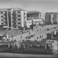 Сталинск. Улица имени Кирова
